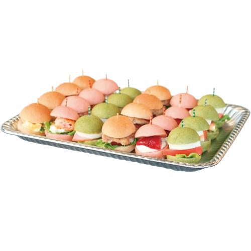 【リコス サンドイッチ】スライダーセット(クリスマスバージョン)